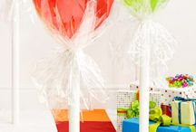 Birthday, wedding, baby  party ideas / by Heather Scott