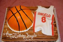 basketball birthday / by Lisa Henricks