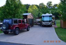 Rv Lot in Blairsville, Georgia / by Karen Lueck