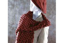 MODA / Elegantes conjuntos de prendas tejidas a tricot ideales para la temporada otoño/invierno / by Muestras y Motivos