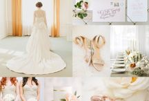 Peach Weddings / by The Pink Bride