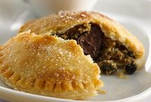 Pies! / Pies, tarts, turnover recipes / by Claudine Corey