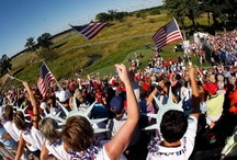2013 Solheim Cup Red Blue and You / by E A