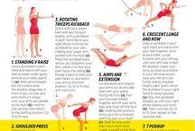 fitness / by Ginger Kaiser