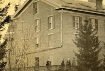 Mount Carroll Seminary / The Mount Carroll Seminary, 1853-1896, was the first of the many incarnations of Shimer College. ( http://shimer.edu ) / by Shimer Unauthorized