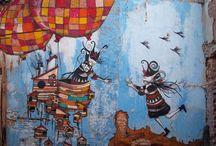Urban Art / by Rodrigo Zoreda