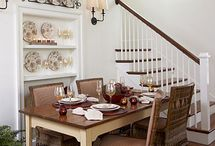 Dining spaces / by Kit Lang