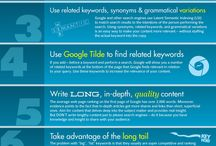 SEO Tips / by Donna Moritz (Socially Sorted)