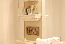 Bathrooms / by Shannah @ Just Us Four
