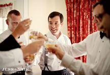 Inspiring Weddings-Getting Ready / Professional wedding photographs of 'getting ready'. / by Elizabeth Pruitt