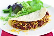 Food - In A Taco / by LynnCLS
