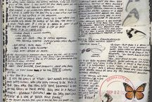 Journals, notebooks, and such / by Rabbit Ridge Farm (Jordan Charbonneau)