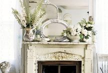 Inspiration :: Mantles all Year / by Angela's Bella Flora, Inc.