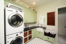 Dream Laundry Rooms / by Debbie Wherry