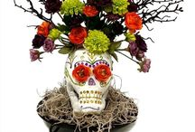 day of the dead party / by Laura Buehlmaier