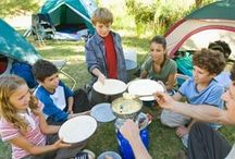 Good Eats: Campfire / As the mother of a Cub Scout and a future Cub Scout, recipes that can be made outside are a great thing! / by Joanne Jones