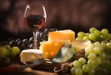 Vinhos e queijos / by Véra Kartsch