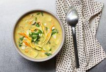 Food - Soups/Stews / by Sarah VanCamp Kern