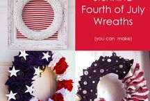Fourth of July / by Micah N Jackie Cruise
