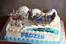 Birthday - Frozen / by Kylie Grossaint
