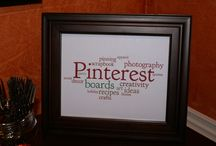 a pinterest party! / by Martha Morris