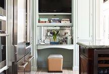 17C Kitchen / 17C Kitchen Moodboard / by Carisa Mahnken Design Guild