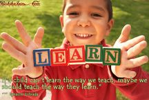 Teaching  / Ideas & inspirational quotes for teachers, with  a focus on primary school / by Christine Anne