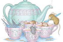 Mouse House Cuteness!! / by Barbara Hainsworth