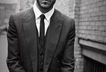 Men's Style  / by Jessica Gorman