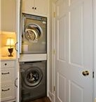 Laundry room / by Cathie Selkirk-Desborough