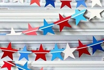 Stars & Stripes / Independence / by Heidi Darrington
