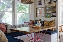 Interiors / by Jane Randall