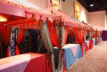 RAJ TENTS AT PROMOTIONAL EVENTS / by Raj Tents