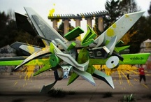3D Graffity / by TheLab003 · TL3