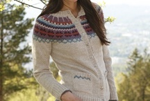 Knitting Patterns / by Nancy Elizabeth Designs