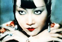 Anna May Wong / by Zelda Zonk