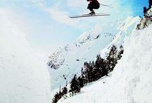 Ski & Snowboard / by Constellation at Northstar