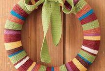 Crochet and yarn love / by Tracey Chorley