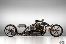 motorcycles / by Buck Hara