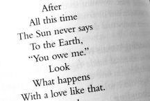 Poetry / by JuiceARollOfCandy