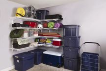 Basement Organization / by Rubbermaid