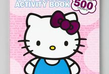Hello Kitty / Hello Kitty products. / by Cindy Neisler
