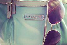 Coach bags / by Iris Minor