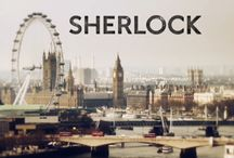 I am Sherlocked / by Amy Pnd