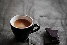 Espresso & Chocolat / by genevievå *