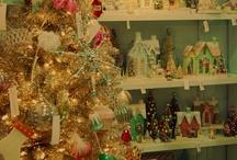 Nostalgic Christmas / by Rebecca Spencer
