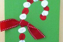 Christmas crafts / by Kristina Burns
