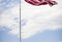 American Flag / by Lena Shepard