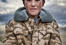 People of the World / Portraits of people we met and photographed around the world / by The Planet D
