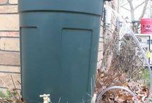 Home made Rain Barrels / by Make Rain Barrel